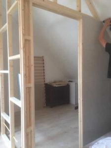 Nieuwe kamer